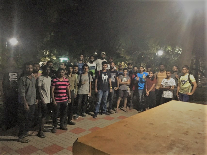 Silph Arena Regionals India. Photo of the Chennai community members