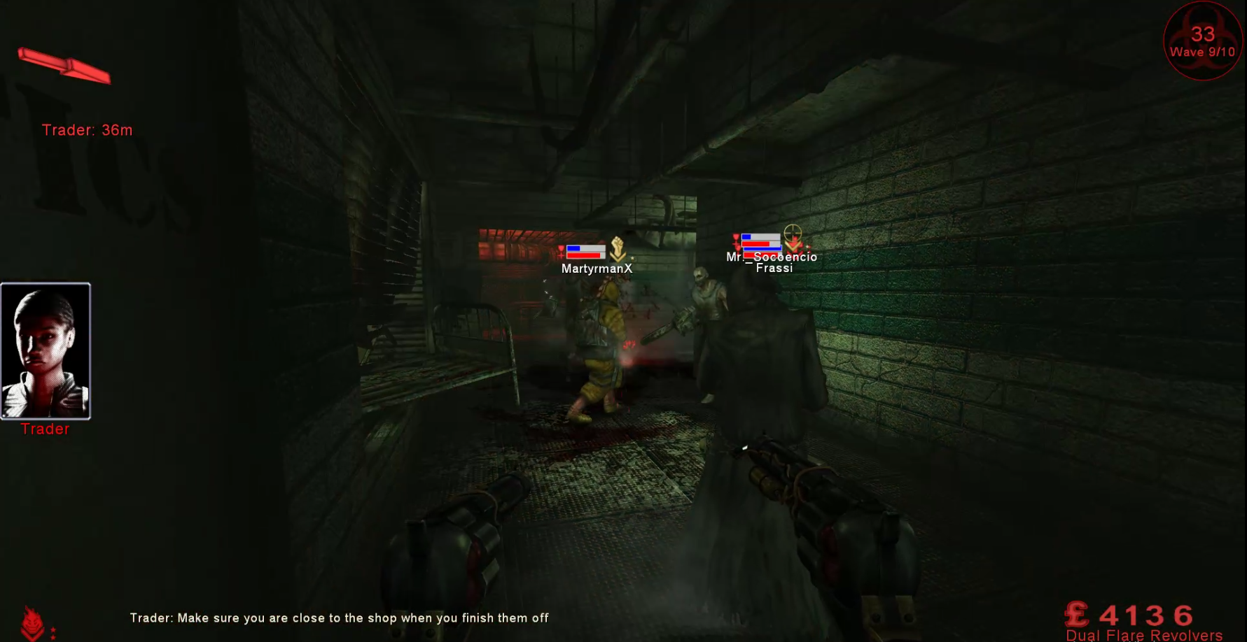 Killing Floor 1 Screenshot