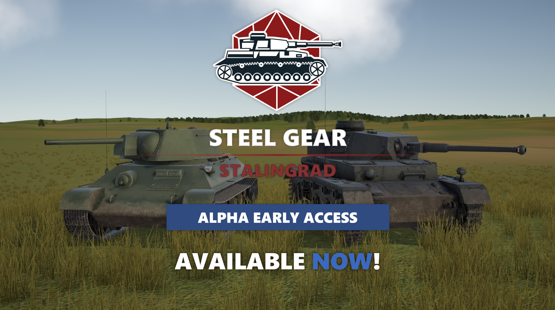 Alpha Early Access Available! AvailableNow