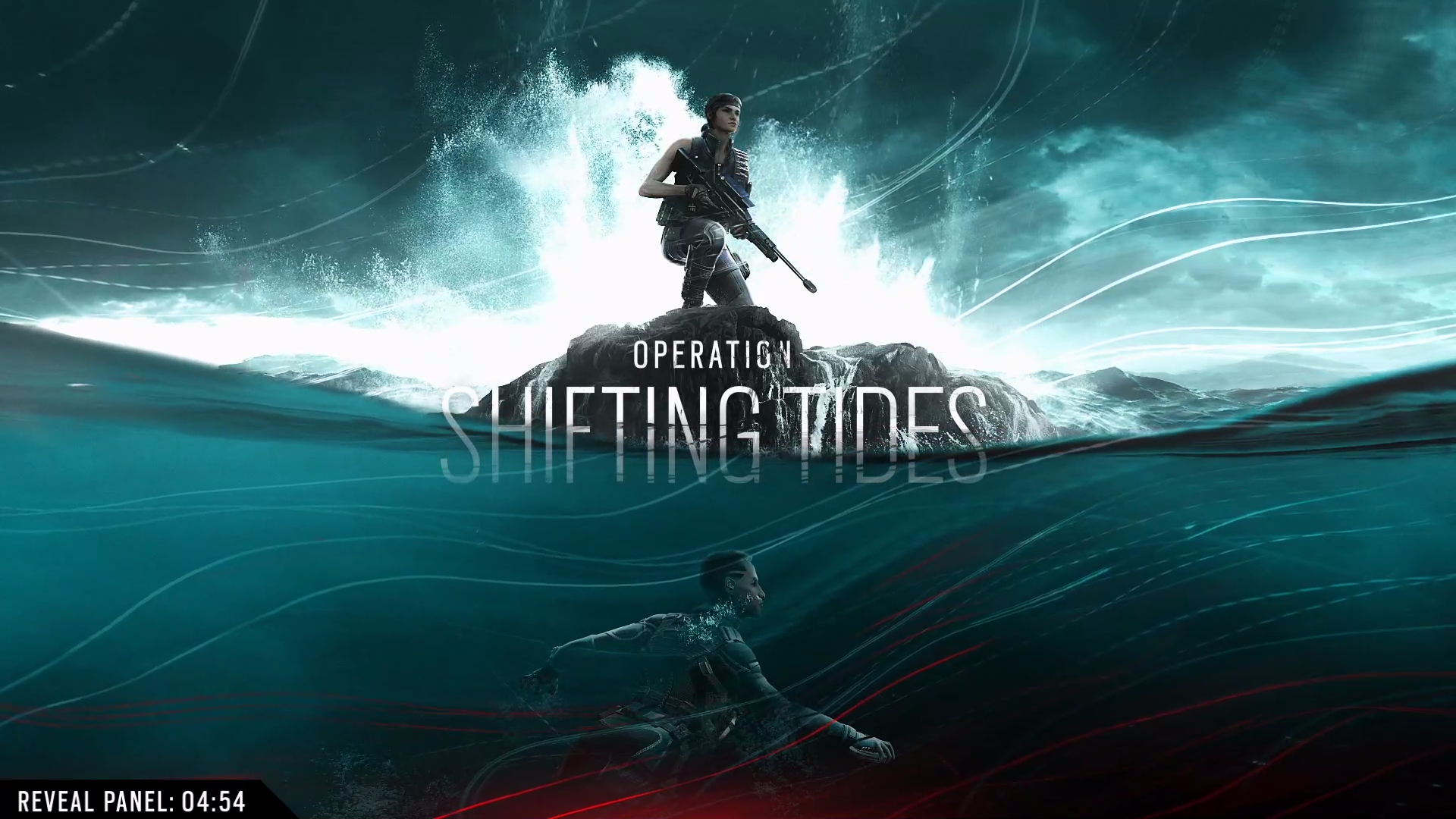 The Operation Shifting Tide's promotional images