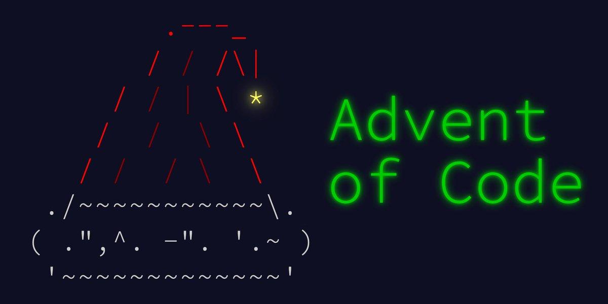 Advent of Code Logo