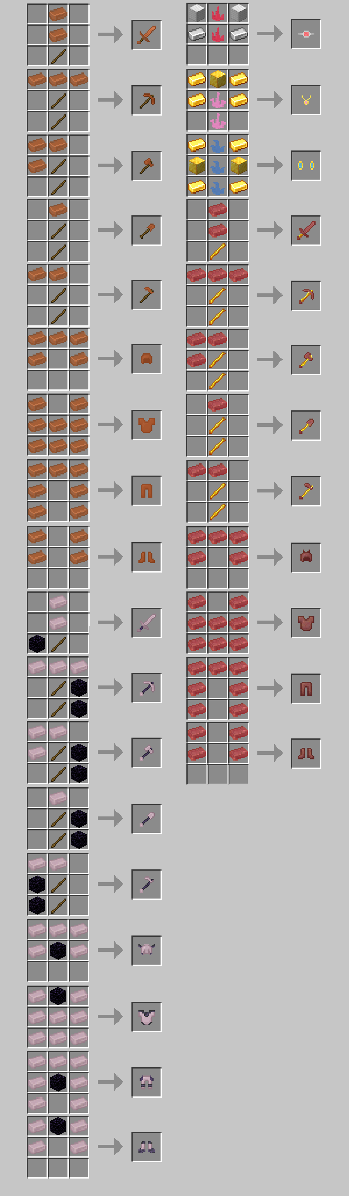 ++Ores 1.16.5 Minecraft Mod