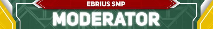 Ebrius Moderator