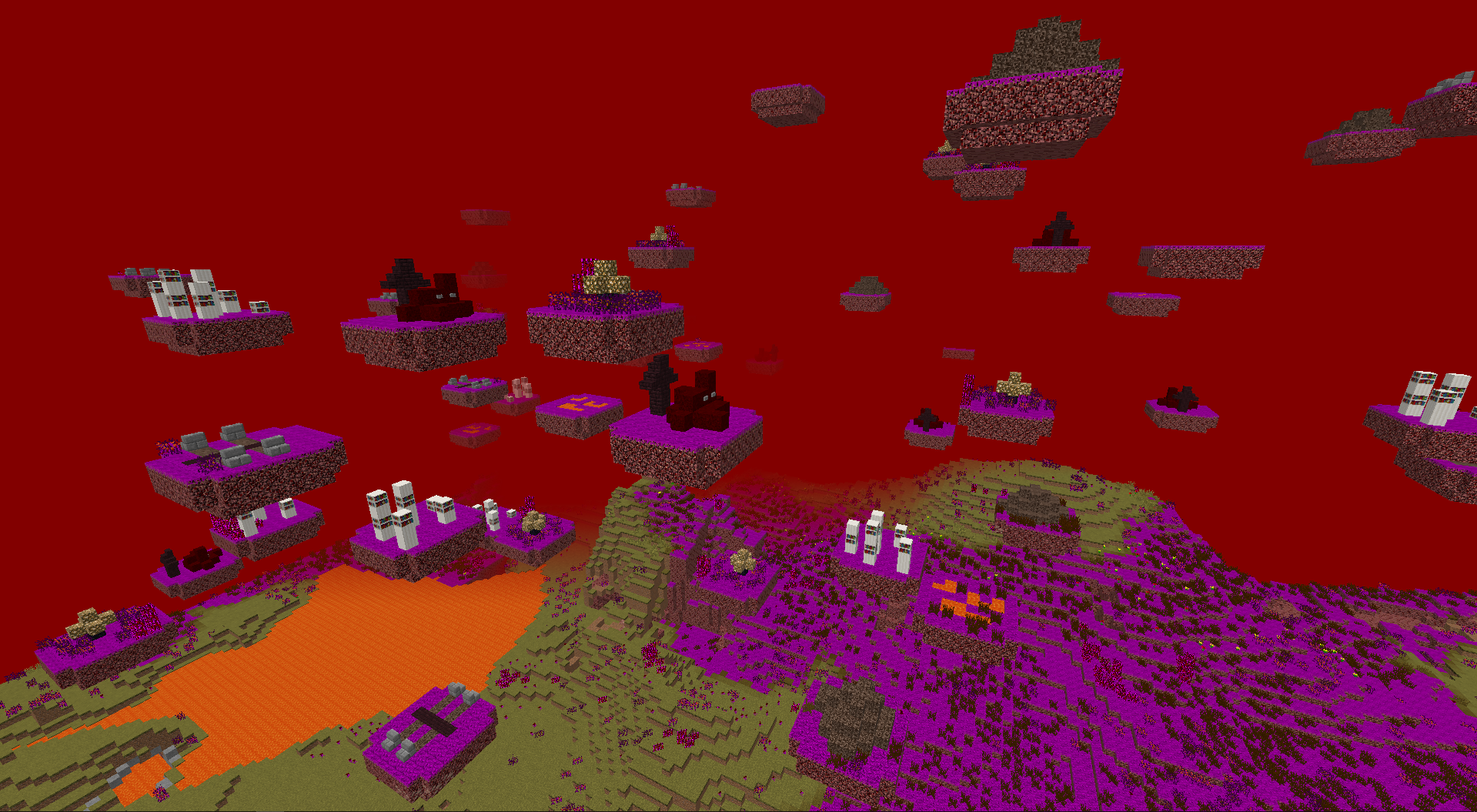 New Nether YAY!