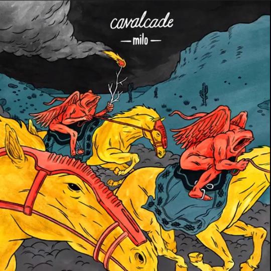milo - cavalcade [full mixtape] 2013