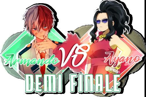 La Ligue du Pouvoir #4 Armando_vs_Ayano
