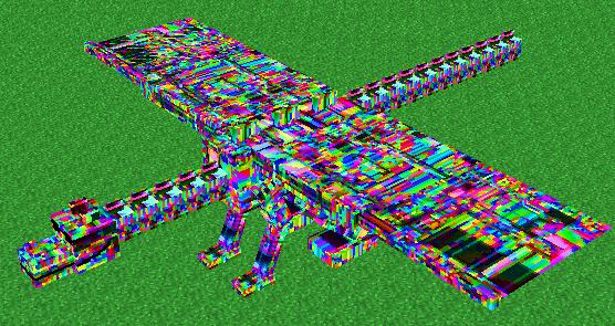 Y tho? Minecraft Mob Skin