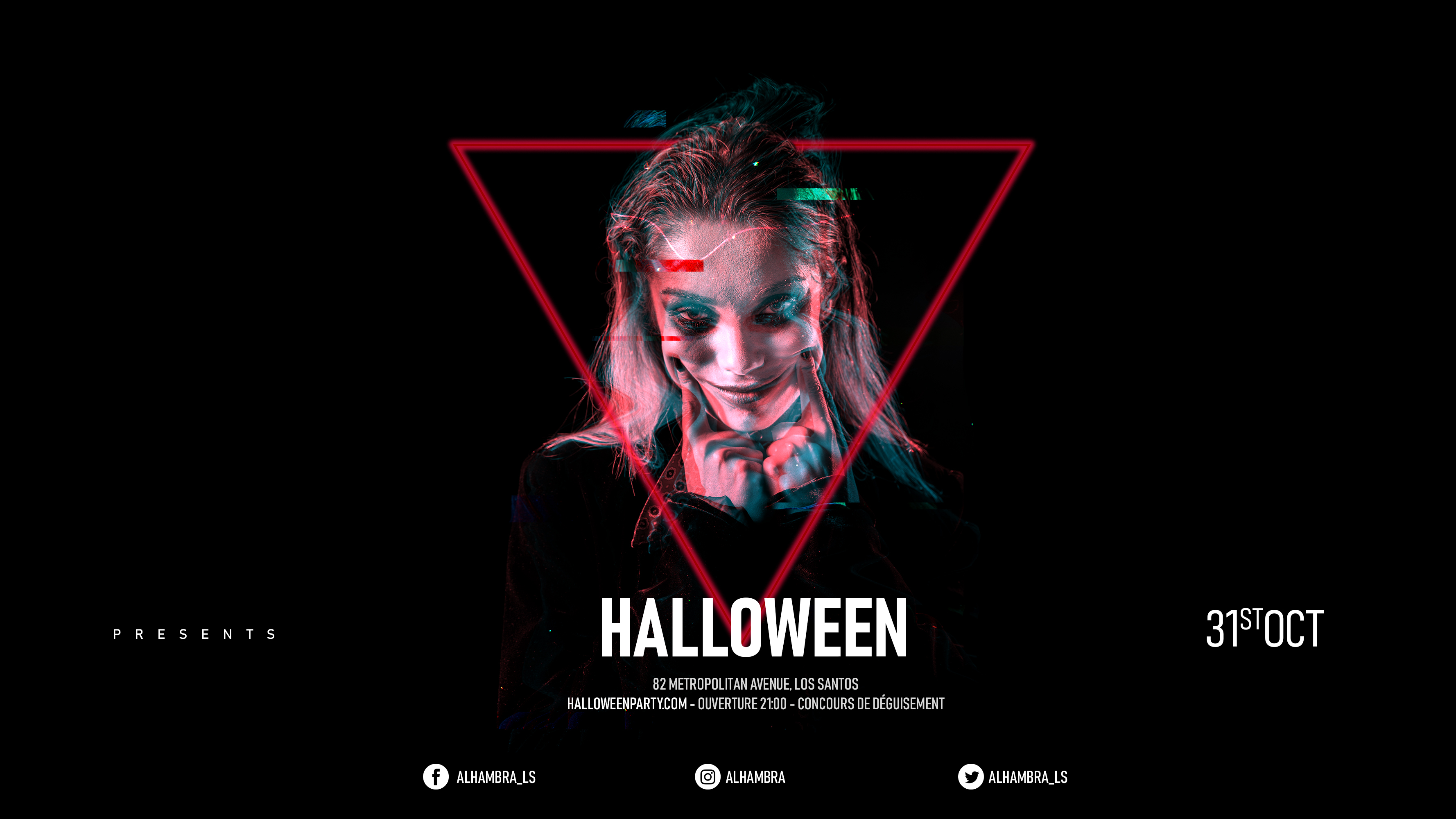 31/10/2019 - Halloween à l'Alhambra 31OCT