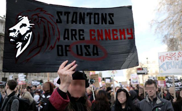 Naissance d'un mouvement ANTI-STANTON 1