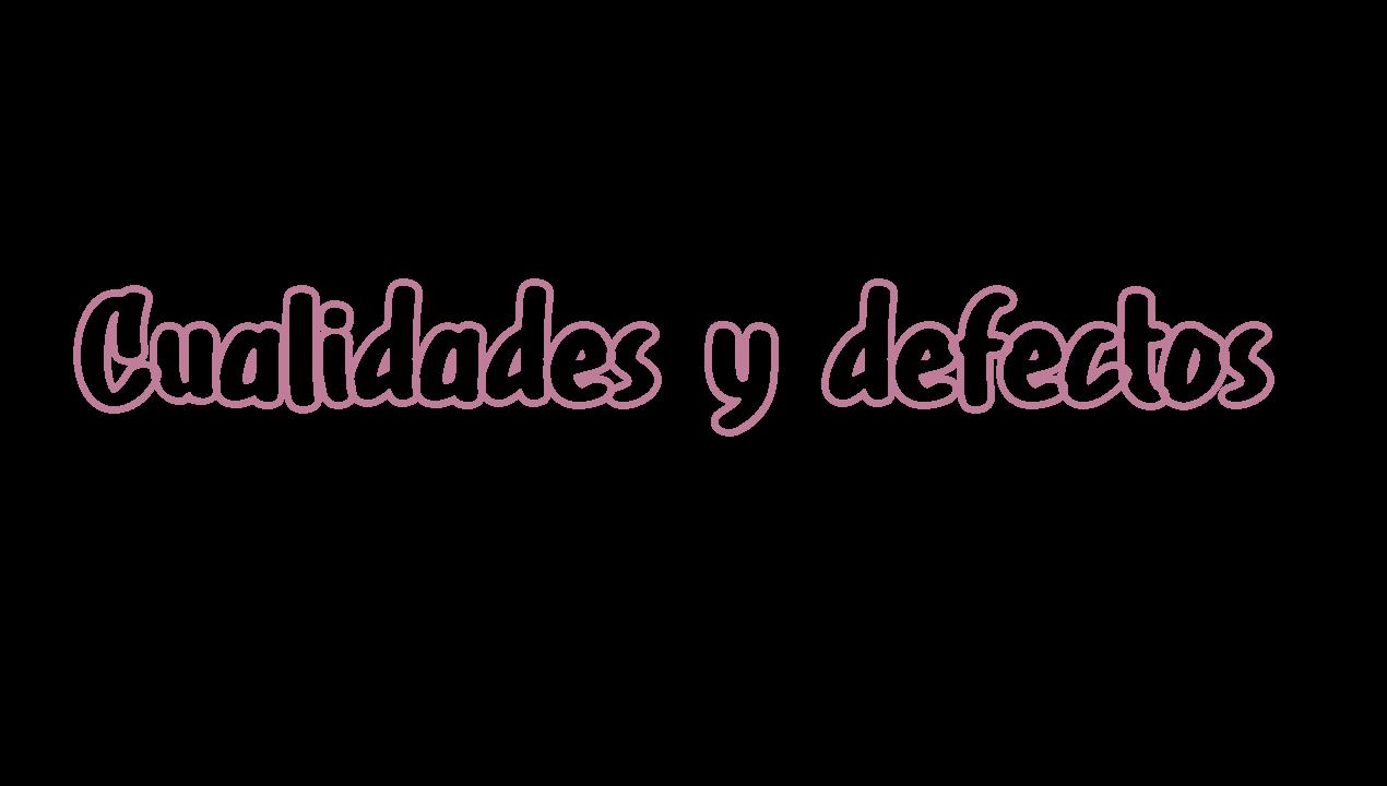 [FDP] Peter Scott Cualidades_y_defectos