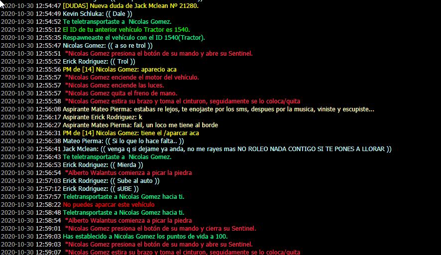 [Reporte] Isaias (Discord) - Ban sin razón válida, DM, Troll, Mal uso de comandos administrativos. - Página 2 Fafa