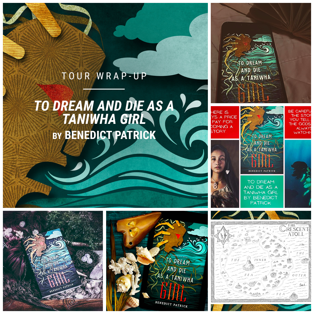 To Dream and Die as a Taniwha Girl IG wrap up