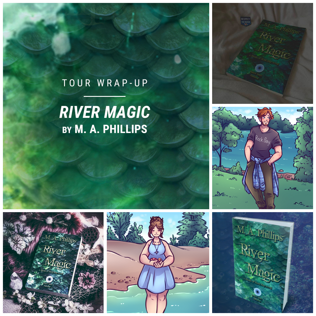 River Magic by M. A. Phillips