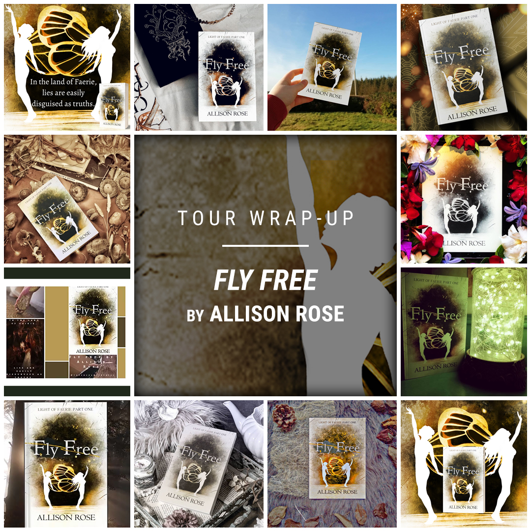 Fly Free by Allison Rose IG wrap up