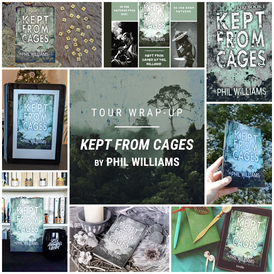 Kept From Cages by Phil Williams IG wrap up