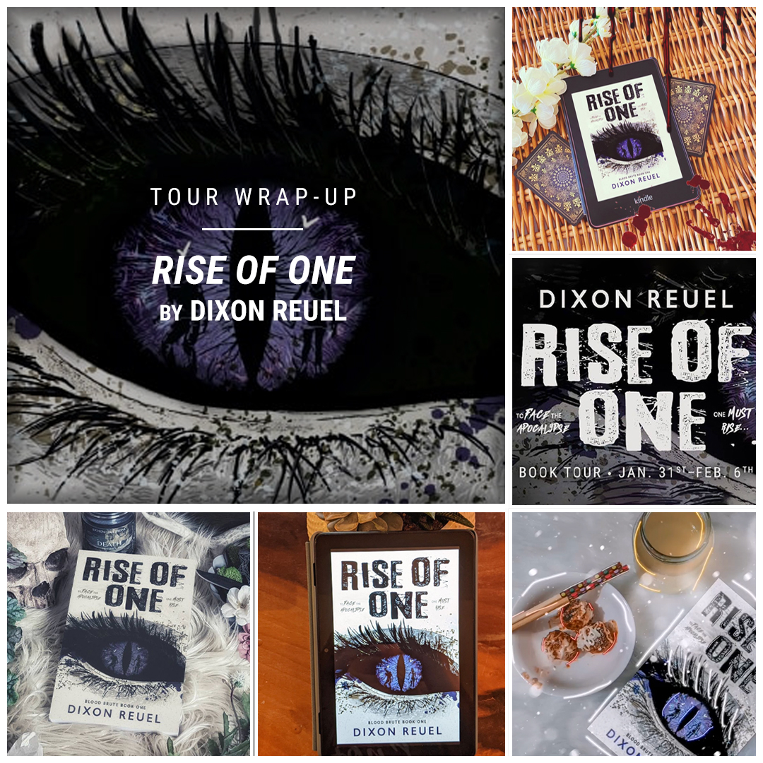 Rise of One by Dixon Reuel IG wrap up
