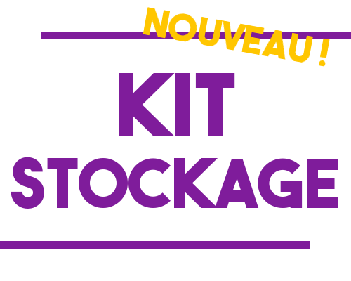 Image d'illustration de l'article Kit stockage