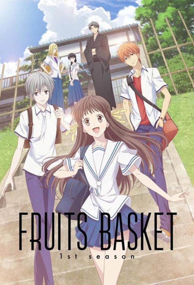 Fruits Basket Dual Áudio 1ª,2ª,3ª Temporada FULL HD 1080p - Completo x264