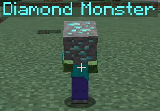 Diamond Monster