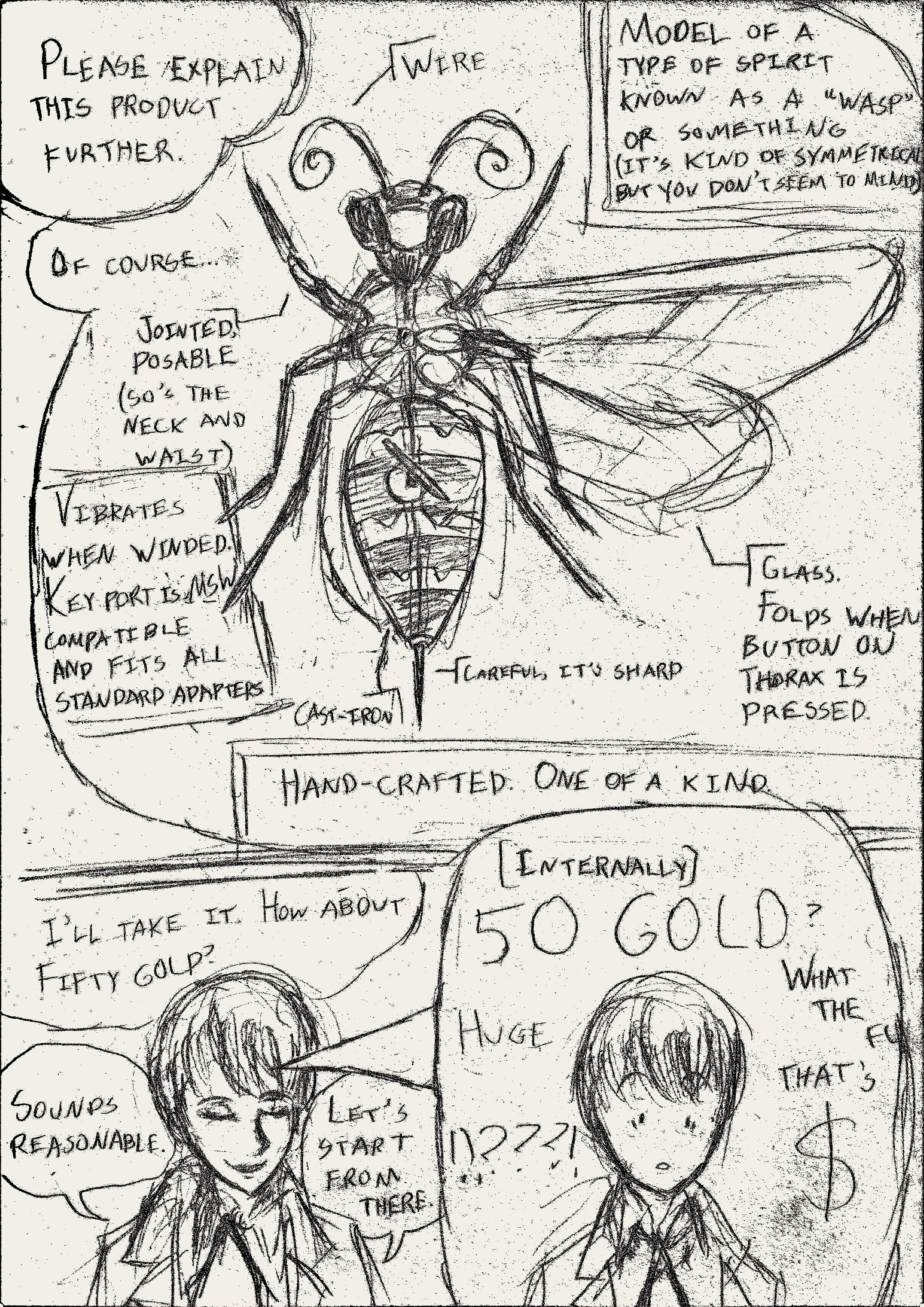 4. Wasp