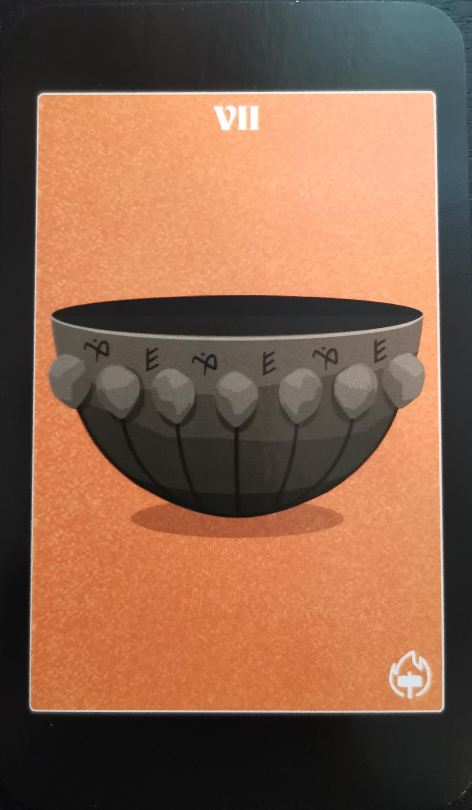 VII of Pentacles