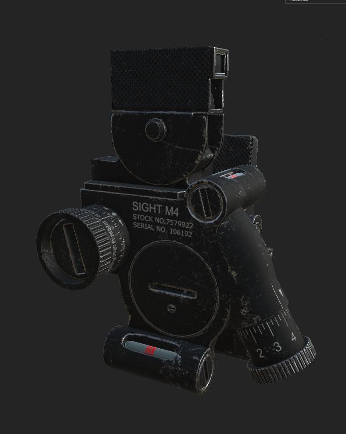 Reconstitution 3D sur l'Indochine M4Sv1