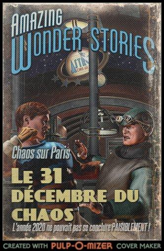 [Mini-Event] Le 31 décembre du CHAOS de l'année du CHAOS Pulp-O-Mizer_Cover_Image
