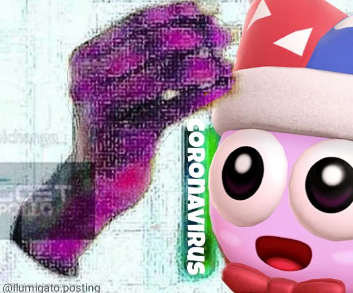 Se confirma que Marx creó el coronavirus