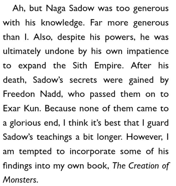 Exar Kun: The Ultimate Respect Thread (2020) Screenshot_20200607-173415_Google_Play_Books
