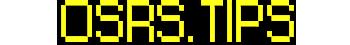 osrs.tips | #1 RuneScape Hub