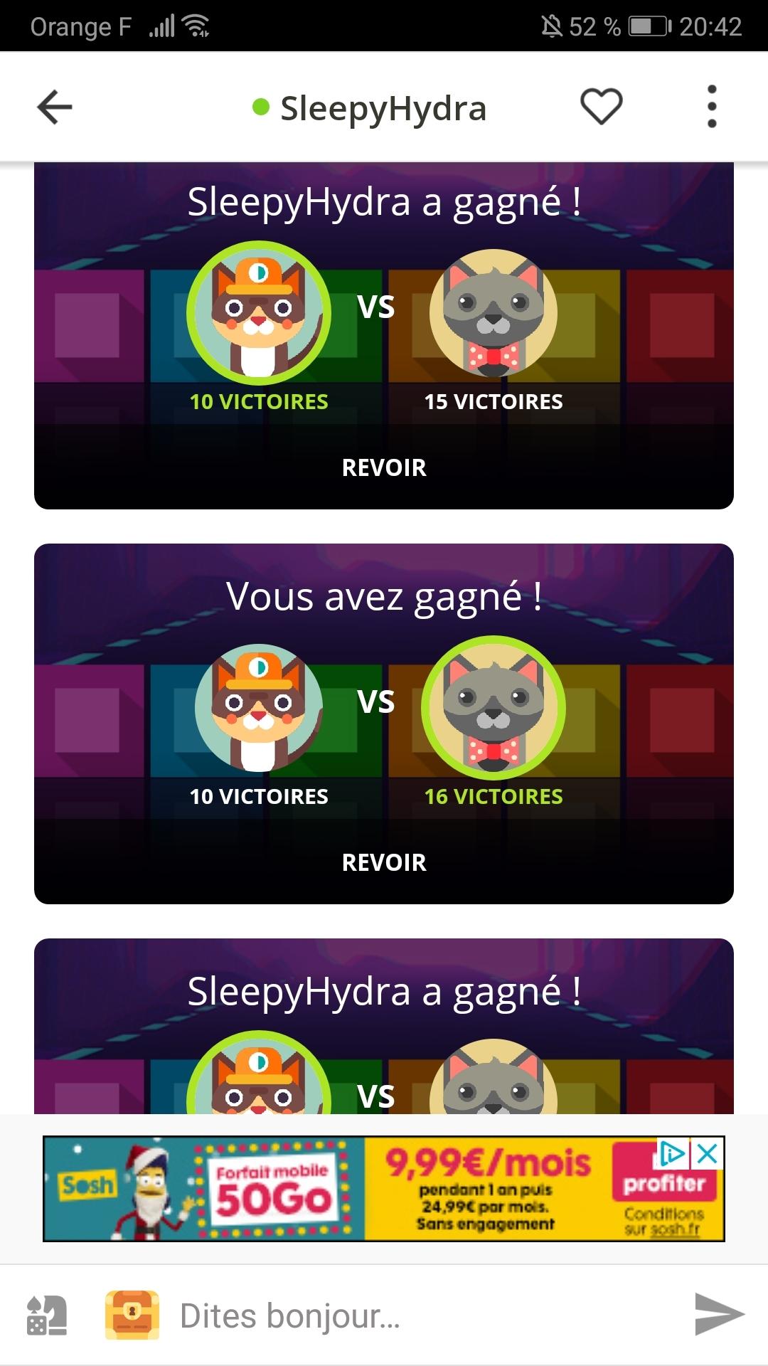 Cat's Eye VS Cat's Gang, l'heure de la révolution a enfin sonné!! Screenshot_20191201_204210_com.plato.android