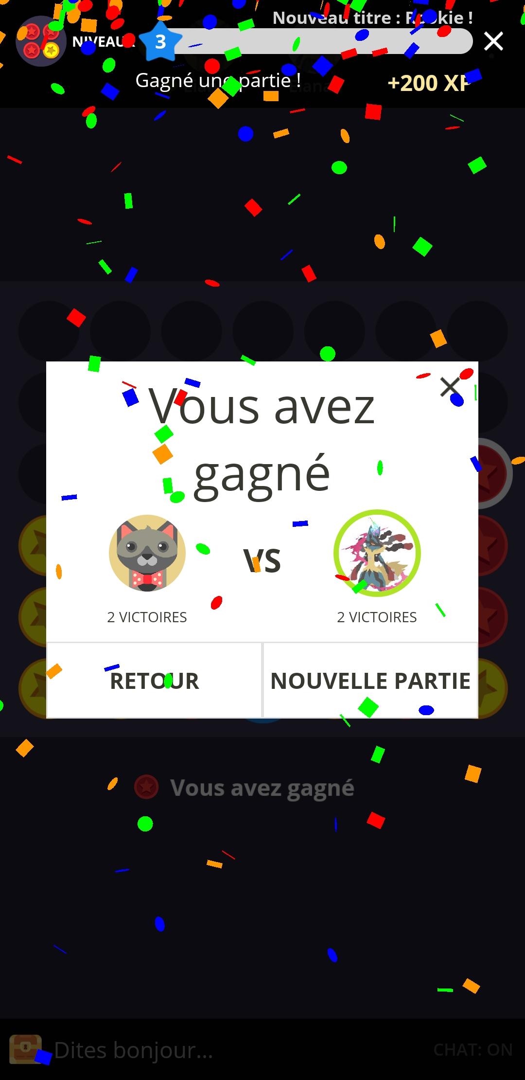 Cat's Eye VS Cat's Gang, l'heure de la révolution a enfin sonné!! Screenshot_20191201-232723_Plato