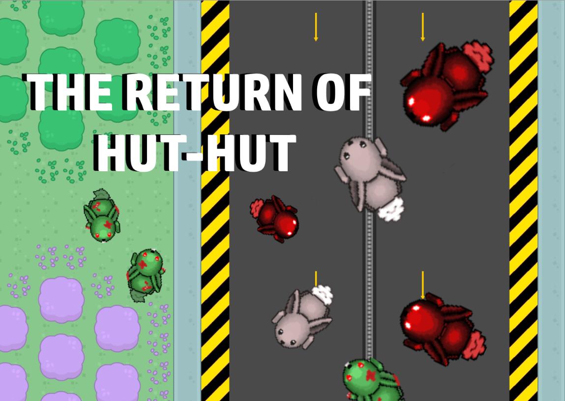 Hut-Hut | Easter Event