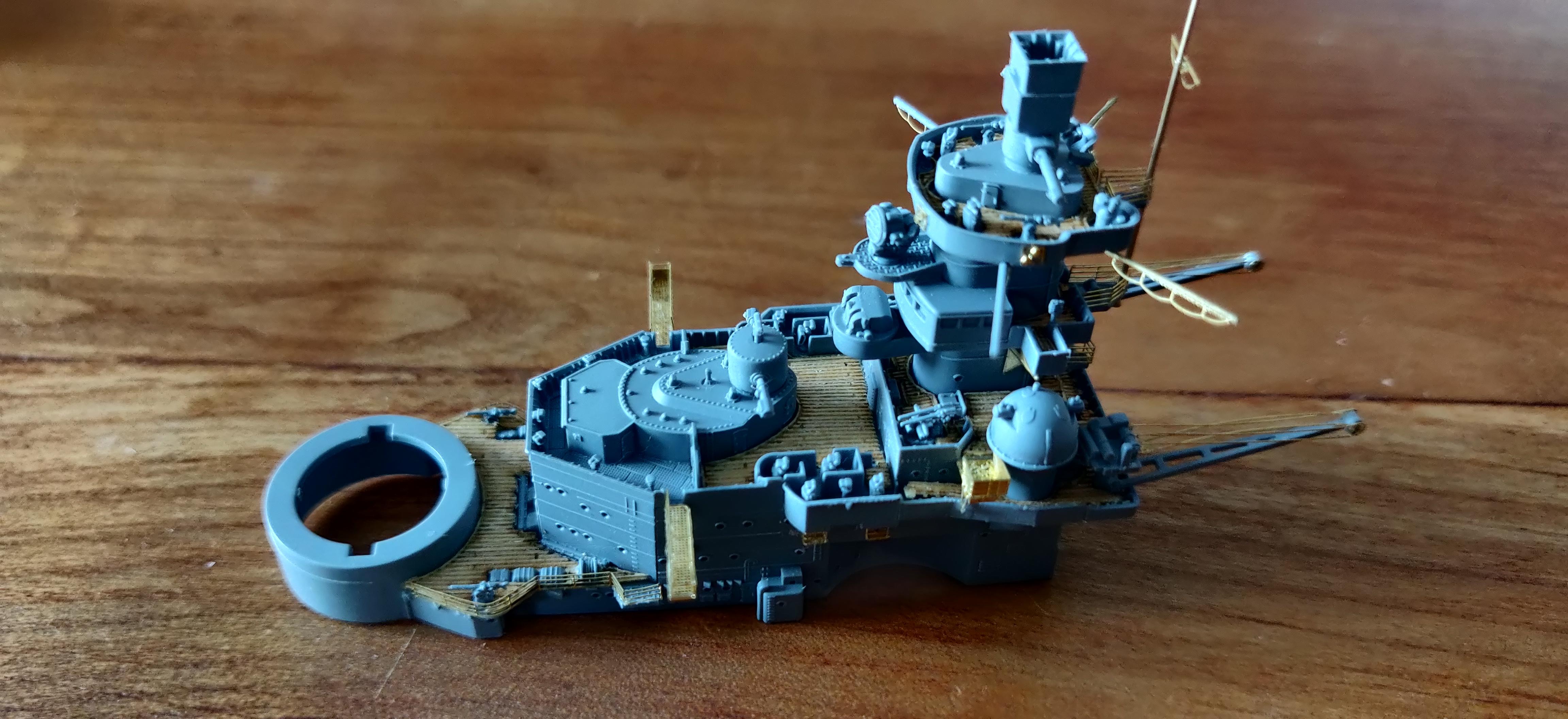scharnhorst flyhawk 1943 1/700 IMG_20200513_185446