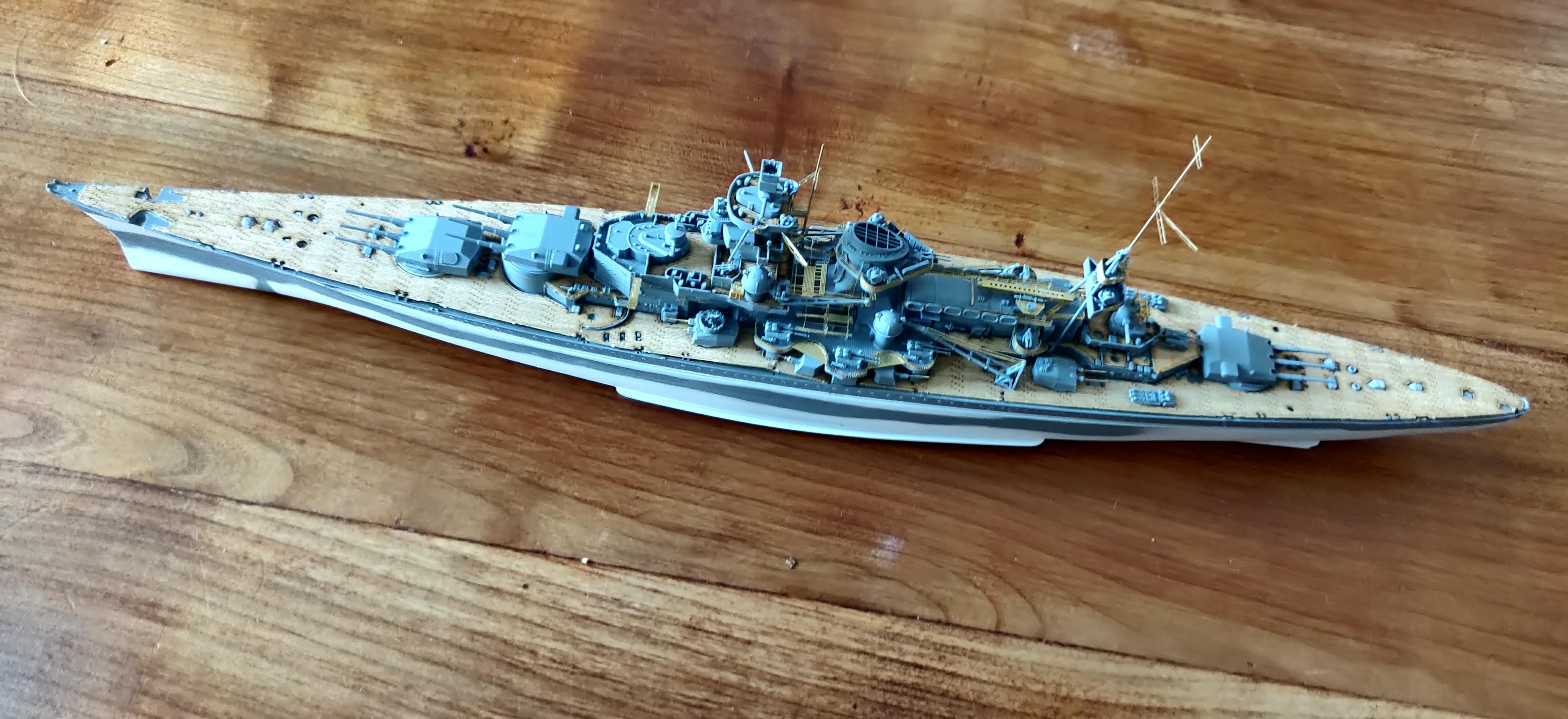 scharnhorst flyhawk 1943 1/700 IMG_20200513_190414