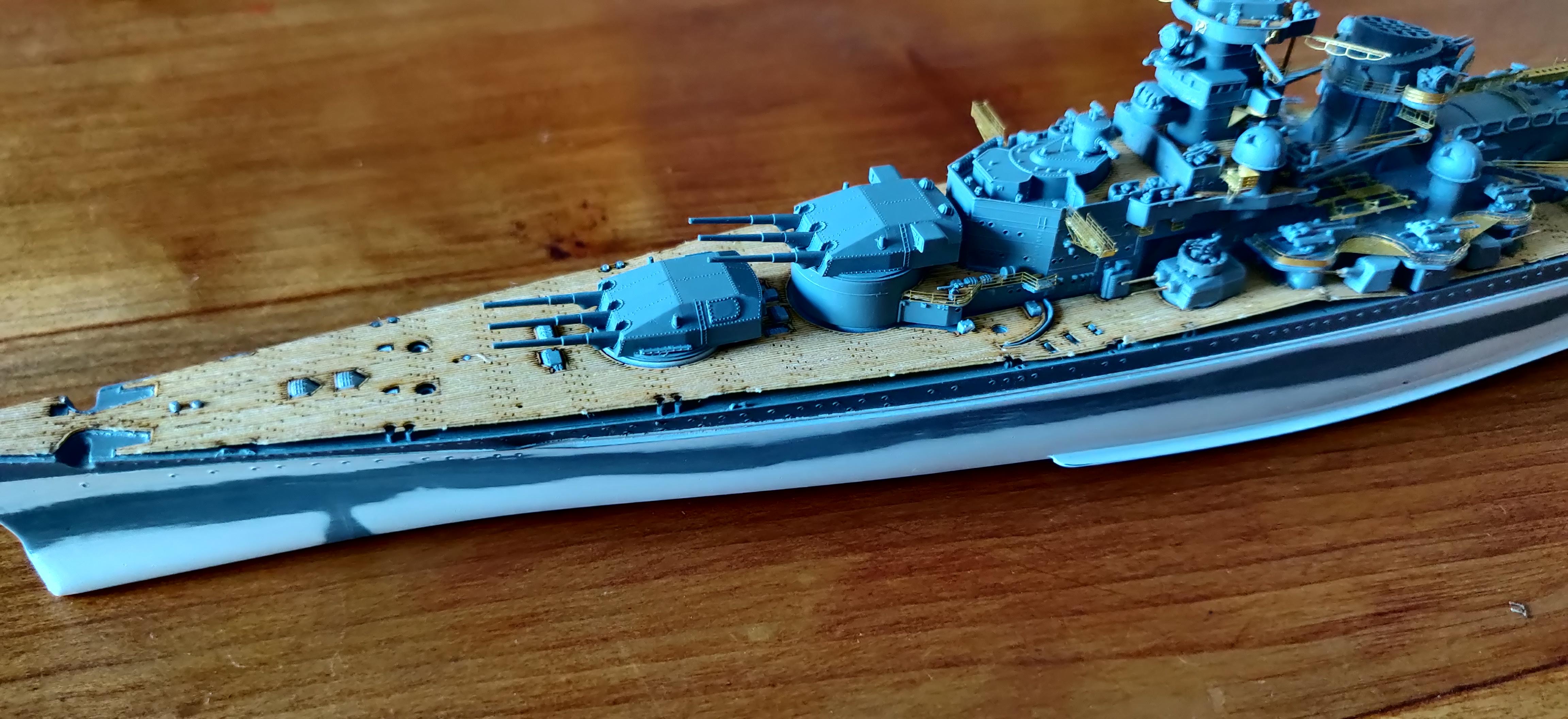 scharnhorst flyhawk 1943 1/700 IMG_20200513_190418