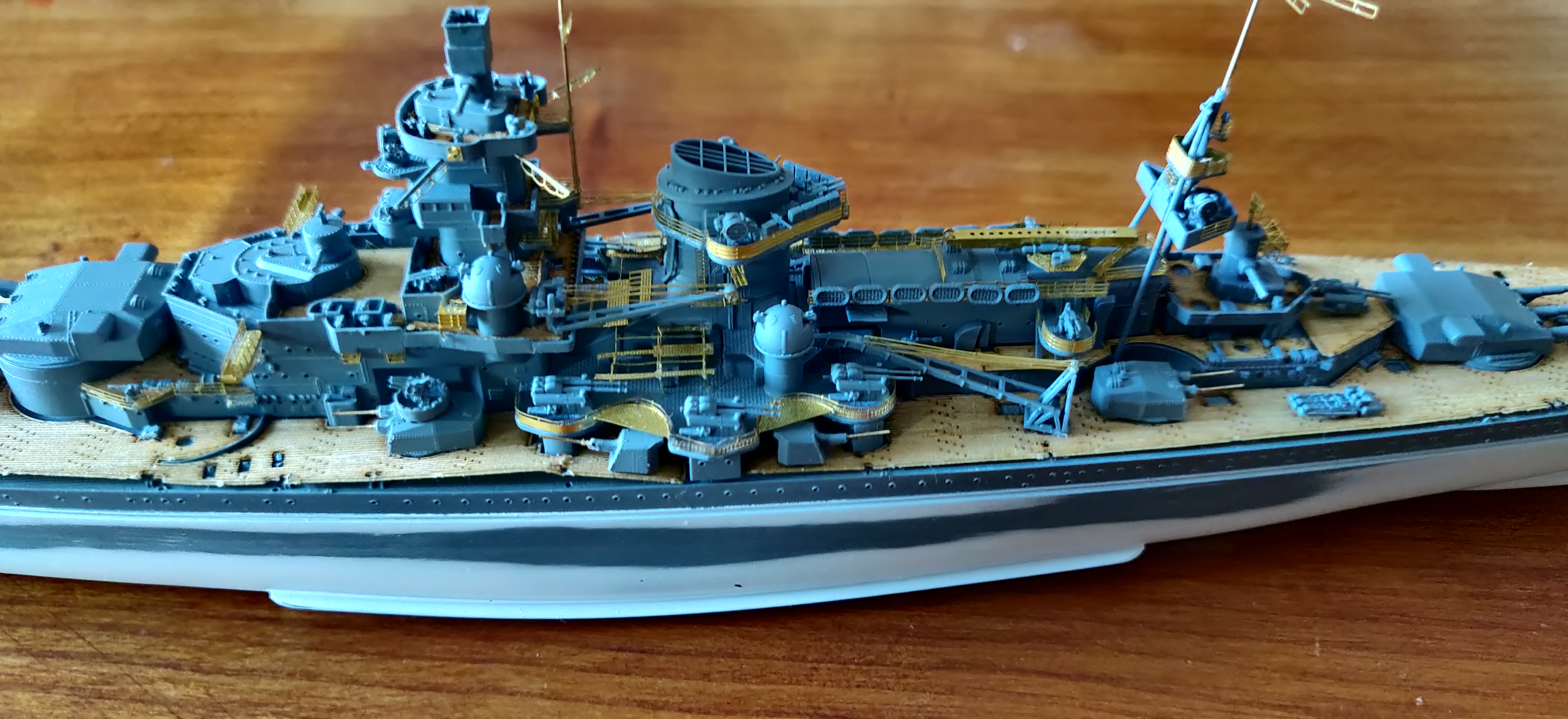 scharnhorst flyhawk 1943 1/700 IMG_20200513_190422