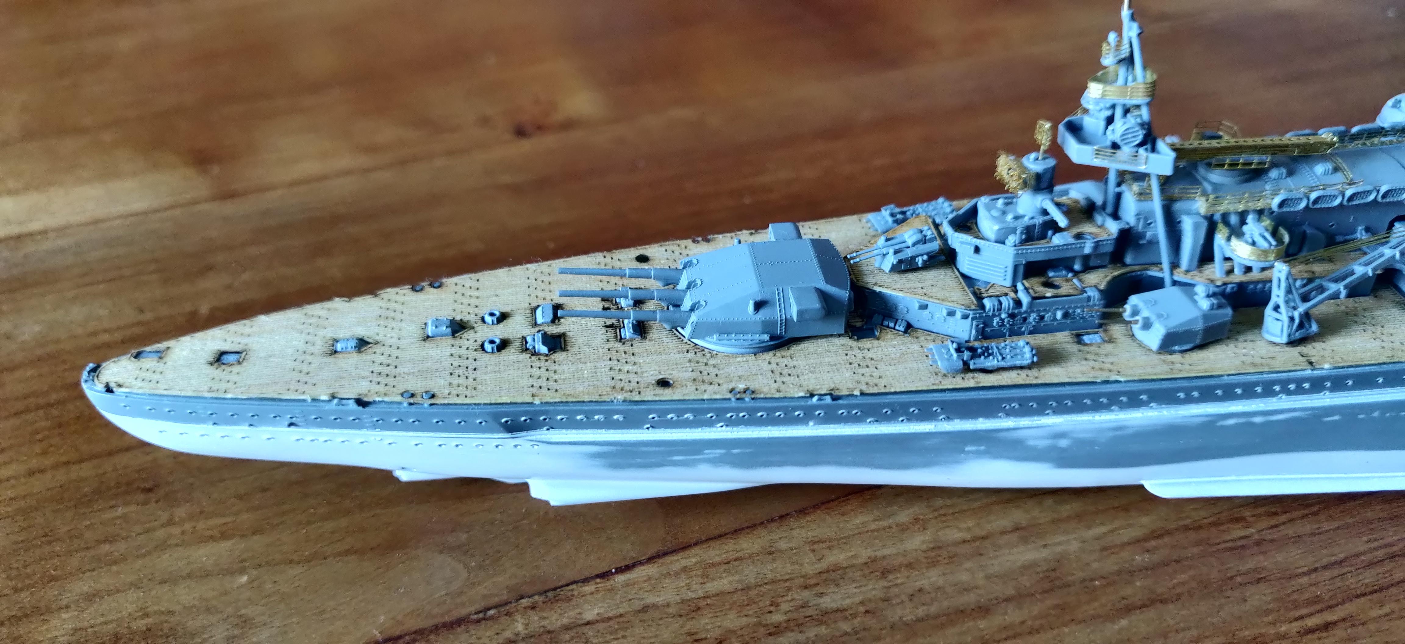 scharnhorst flyhawk 1943 1/700 IMG_20200513_190437