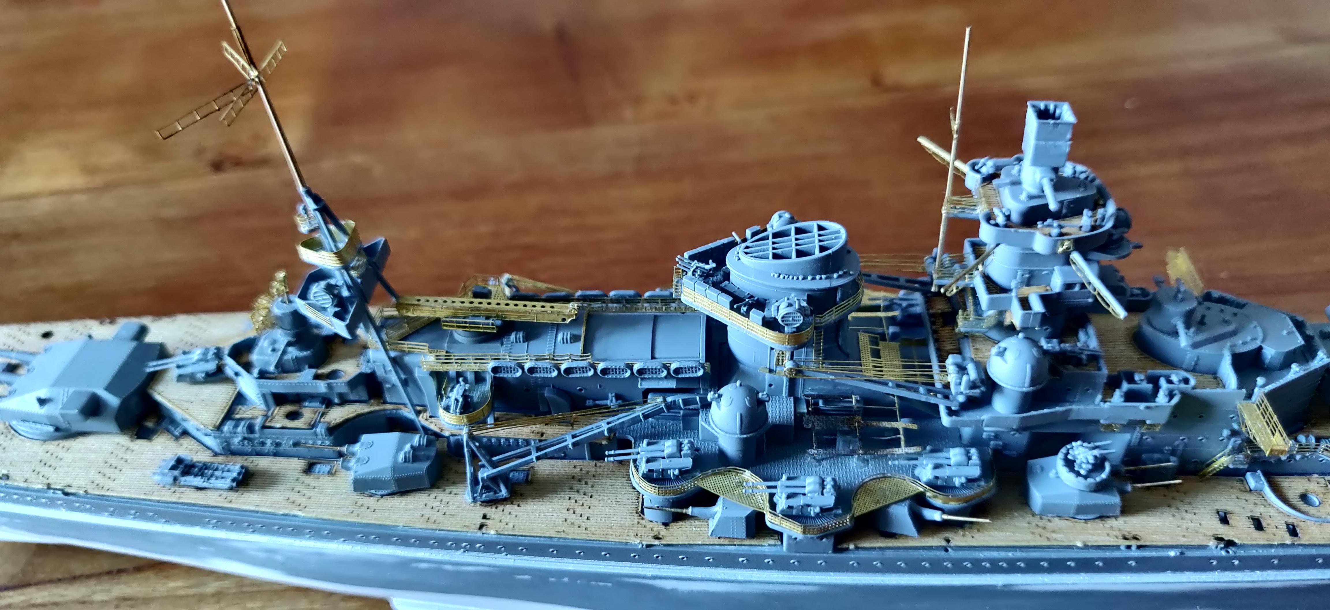 scharnhorst flyhawk 1943 1/700 IMG_20200513_190445