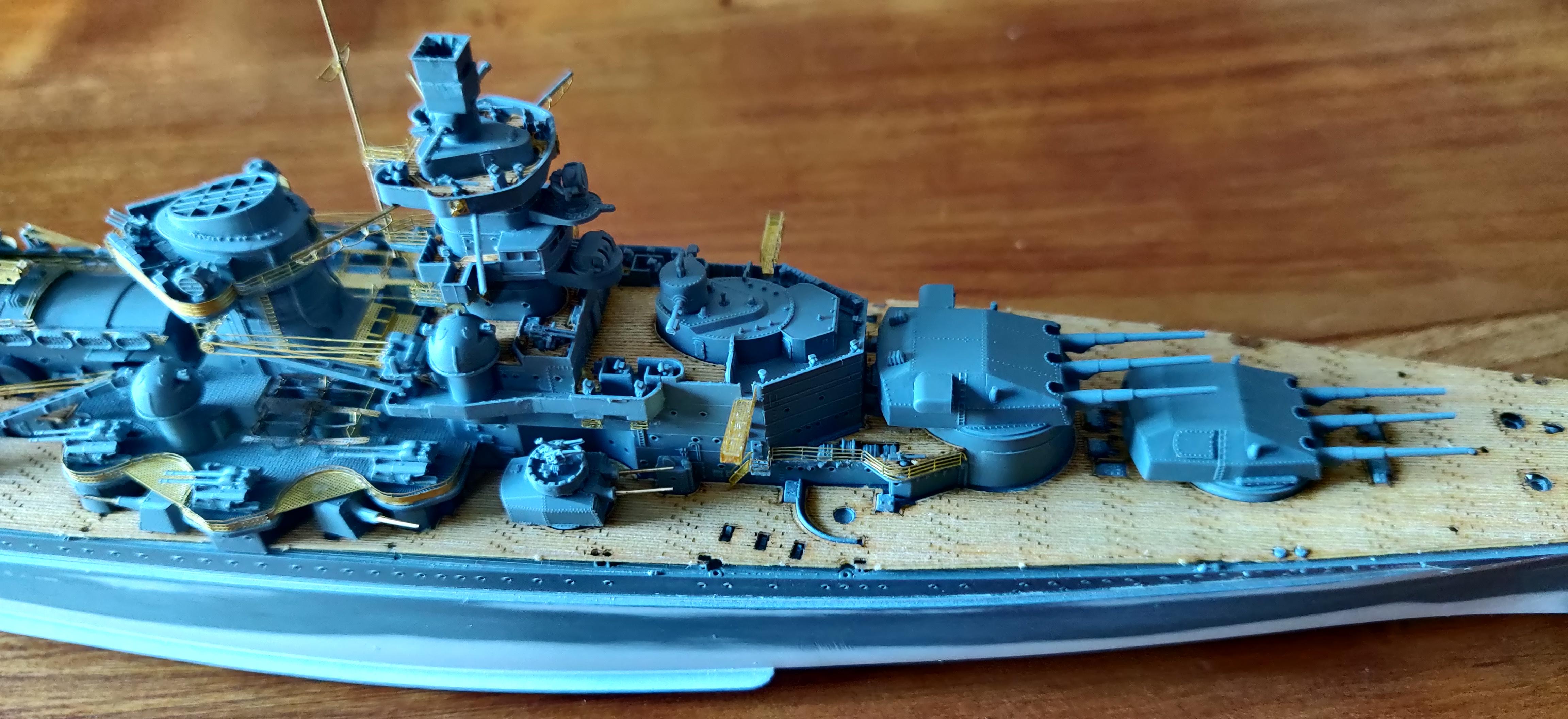 scharnhorst flyhawk 1943 1/700 IMG_20200513_190450