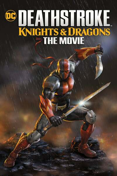 Deathstroke: Knights & Dragons – The Movie | 2020 | English | 1080p | 720p | WEB-DL