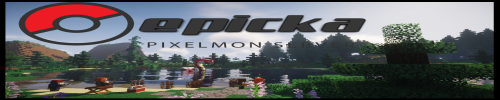 Pixelmon Epicka