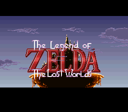 The Legend of Zelda - The Lost Worlds Unknown