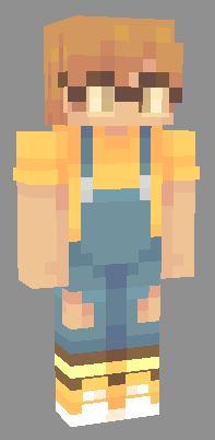 ʍɑʀɑ | flower power - oc Minecraft Skin