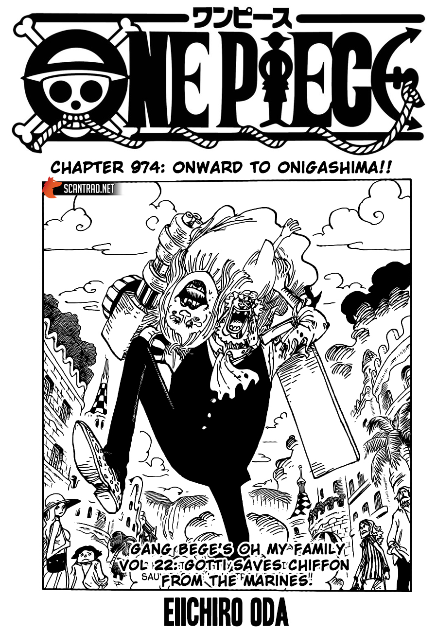 One Piece Manga 974 [Inglés] 01