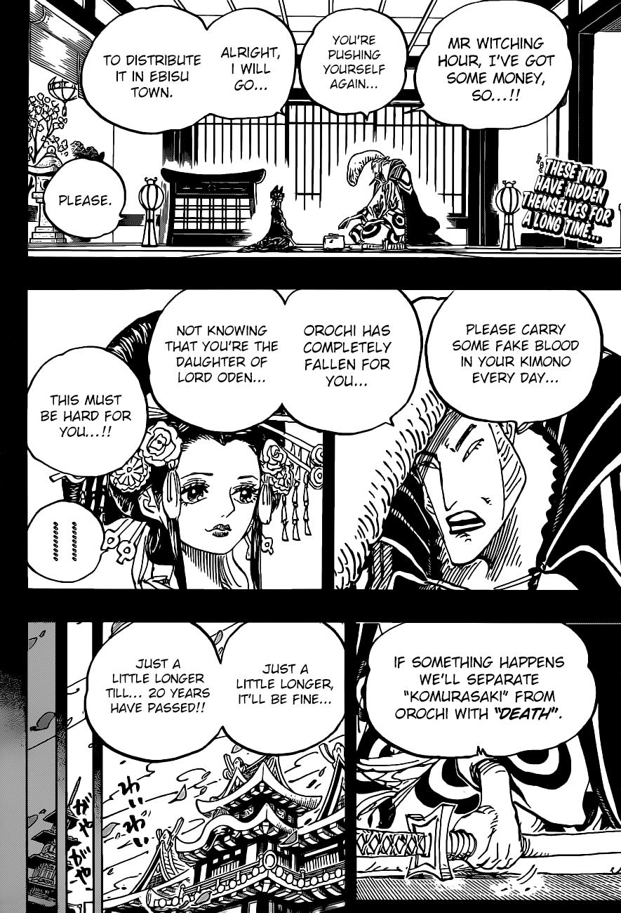 One Piece Manga 974 [Inglés] [Reddit] 02