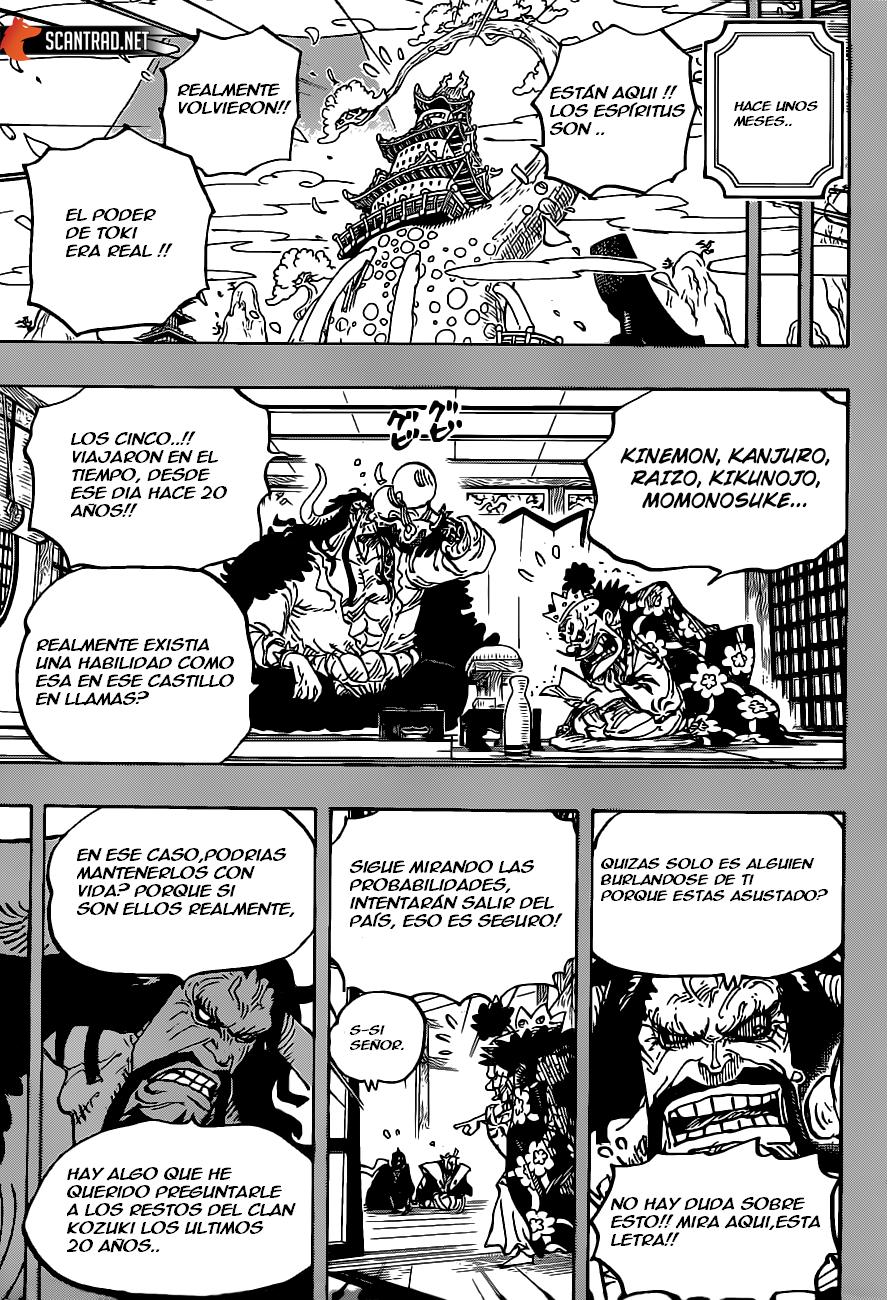 One Piece Manga 980-960 [Español] 02