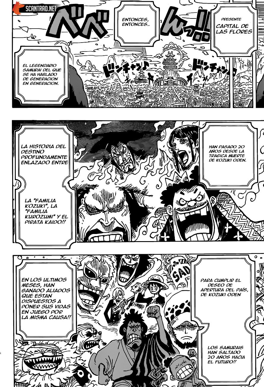 One Piece Manga 980-960 [Español] 05