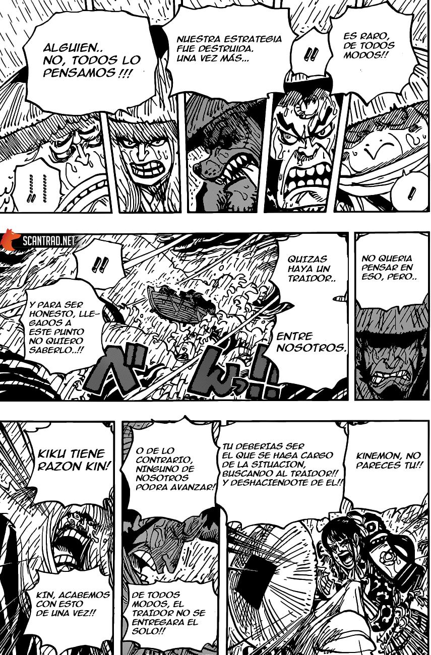 One Piece Manga 980-960 [Español] 08