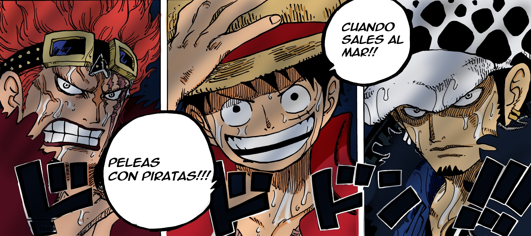 One Piece Manga 974 [Español] [OP Fans] 15